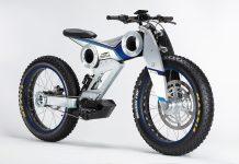 Moto Parrilla, la impresionante bicicleta eléctrica de diseño italiano