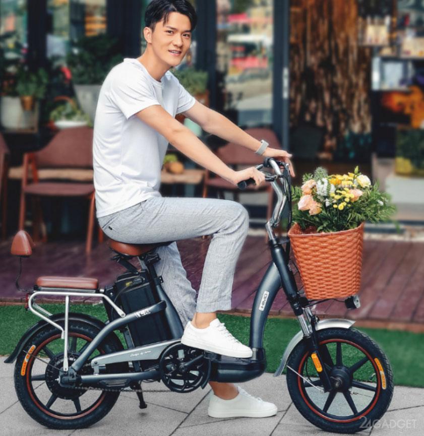 Nueva-bicicleta-eléctrica-barata-de-Xiaomi-por-250€-Himo-C16-ebike-ciudad-urbano-bici