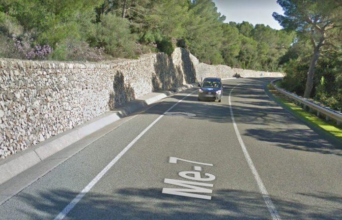 Una-caída-en-bici-termina-con-la-vida-de-un-ciclista-en-Menorca
