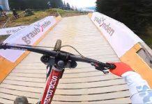 Vídeo-Así-es-ir-a-todo-Gas-en-una-bicicleta-de-Descenso-La-bajada-ganadora-de-Amaury-Pierron-en-Lenzerheide-WC