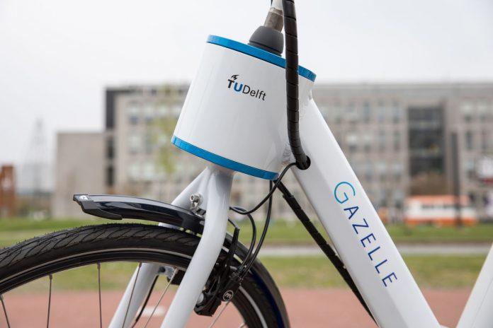 la bicicleta que se estabiliza sola