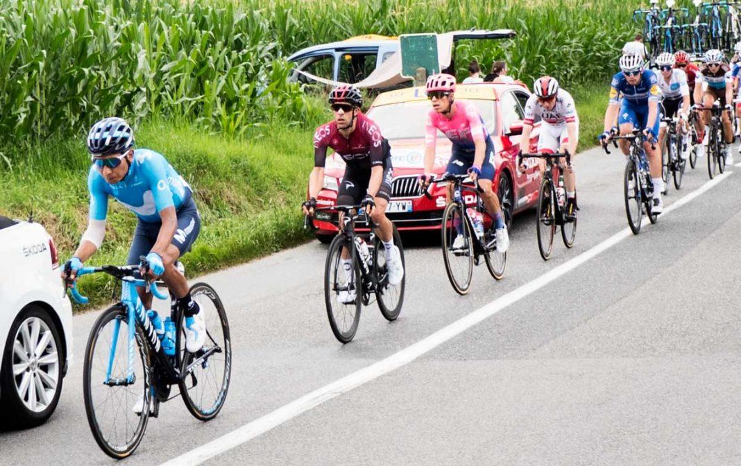 Nairo quintana en el tour de francia 2019