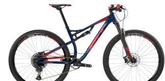 nueva bicicleta de montaña doble suspensión BH-LYNX-RACE-ALU-3.0 2020