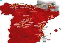 recorrido de la vuelta ciclista a España 2019