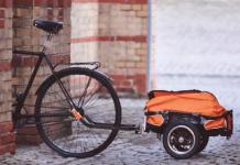 remolque para bicicleta trenux