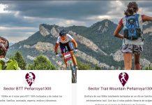 120 kilómetros de nuevas rutas de bicicleta de montaña para todos los públicos en Peñarroya de Tastavins