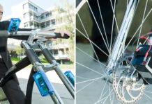 frenos sin cables para bicicletas