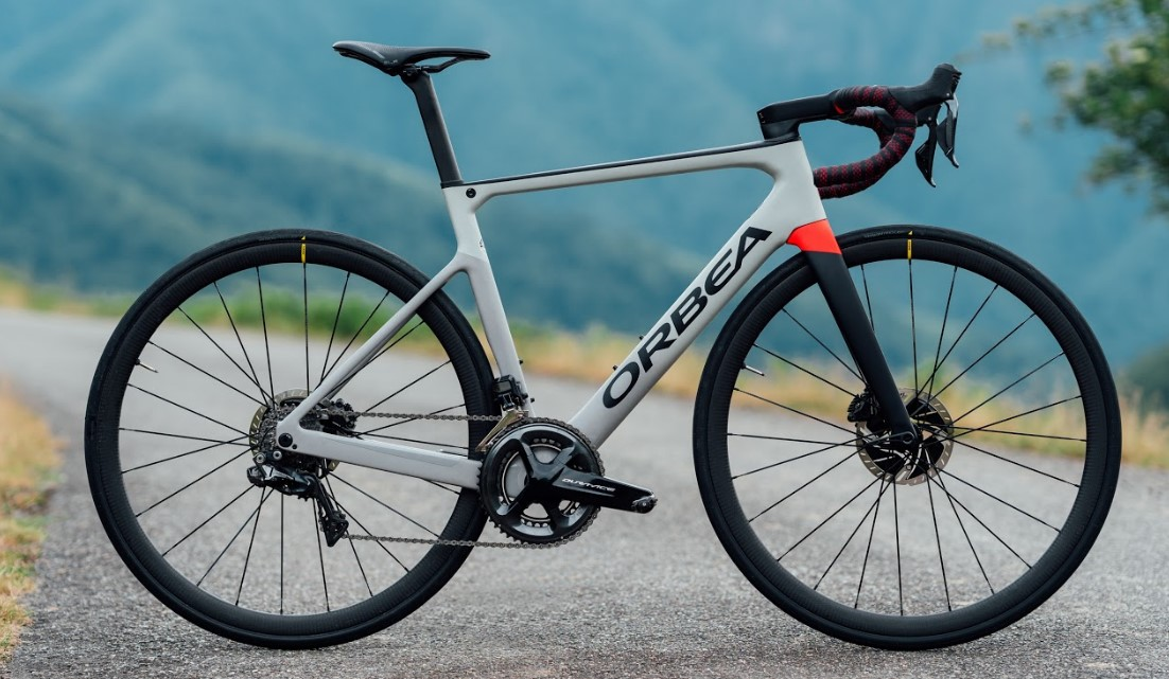 Nueva bicicleta de carretera orbea orca omx-d