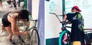 una tienda de bicicletas regala bicicletas si te la montas tu mismo