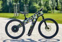 """¿Una bicicleta eléctrica sin pedales ni frenos?. Así ve Skoda el futuro con su nueva """"Ebike"""""""
