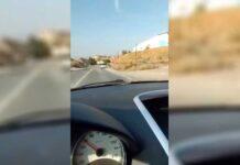 una conductora borracha atropella a un ciclista