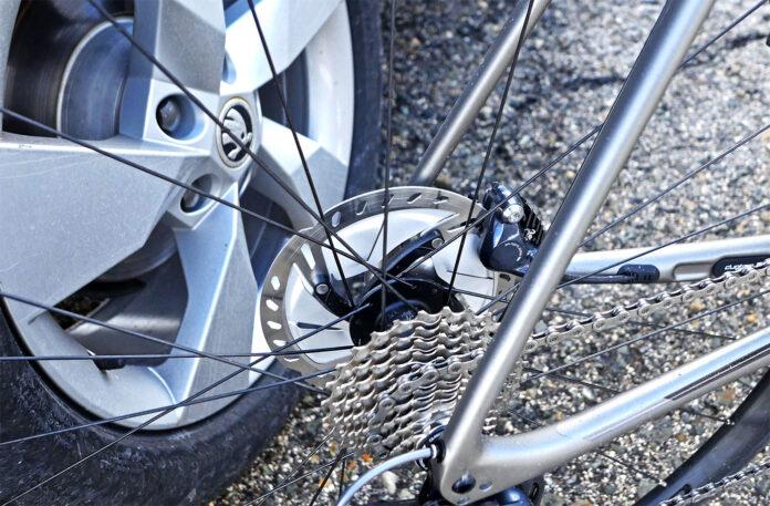 ABS Shimano, el futuro de los frenos de disco para bicicletas eléctricas