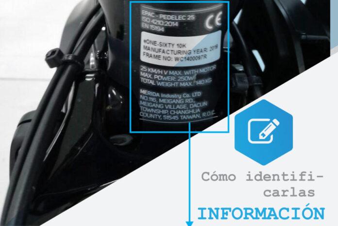AMBE alerta a la Policía: ¿Cómo identificar los tipos bicicletas eléctricas? Diferencia entre EPAC y Speed Pedelec