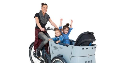 Bicicleta de carga eléctrica, el futuro de los repartidores y transportistas urbanos