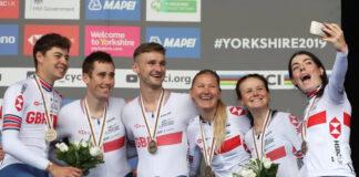 De medalla de bronce en el Mundial a atropellada a 45 km/h con la bicicleta