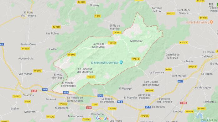 Encontrada-una-ciclista-que-llamó-al-112-deshidratada-y-perdida-en-la-montaña-en-Tarragona