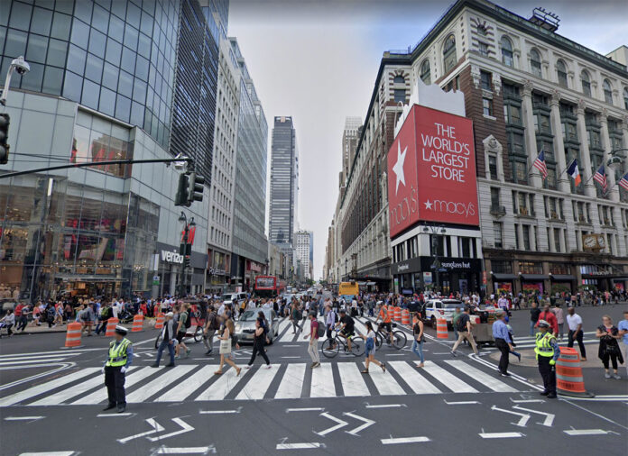Más de 400 nuevos kilómetros de carriles bici exclusivos para ciclistas, pero en la ciudad de Nueva York