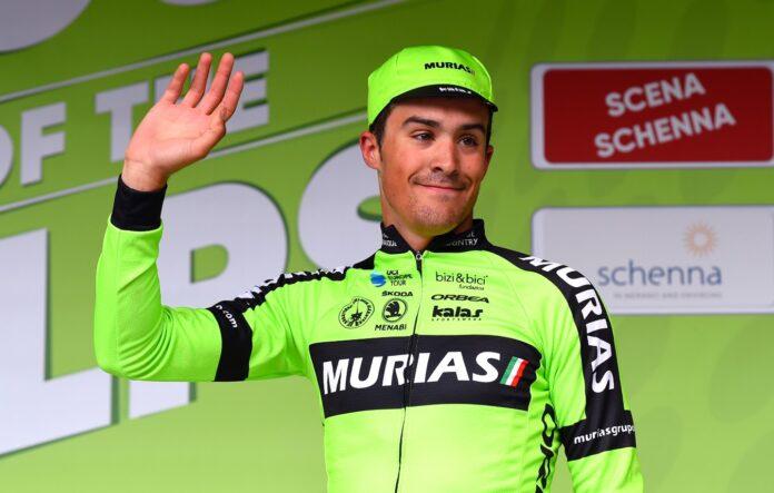 Sergio Samitier ficha por Movistar Team