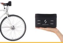 Swytch, el kit de bicicleta electrónica más pequeño y ligero del mundo