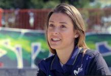 Teresa Fernández Miranda. Entrevista a la estrella del BMX nacional