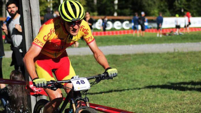 Test Olímpico para Tokio 2020 - La Selección Española de ciclismo de montaña al completo en Japón