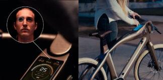 ¿Una bicicleta eléctrica con Iphone integrado en el cuadro? - X One Ebike