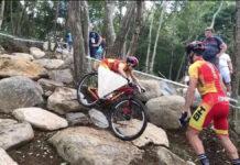 Vídeo: Así es el circuito de Tokio visto por la selección española de mountain bike