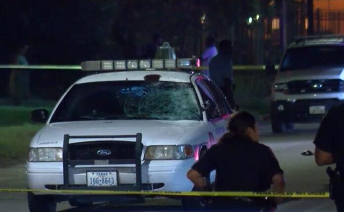 Vídeo: Policía acusado de atropellar mortalmente a un ciclista con el coche patrulla