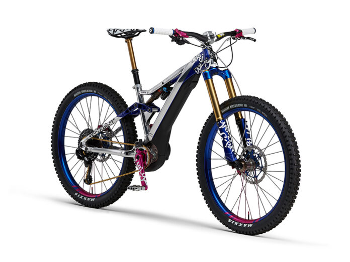 Yamaha-de-las-motos-a-las-bicicletas-eléctricas-Yamaha-YPJ-YZ-ebike-bici-moutain-bike