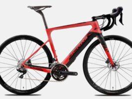 bicicleta eléctrica BELADOR AERO HYBRID SPOR