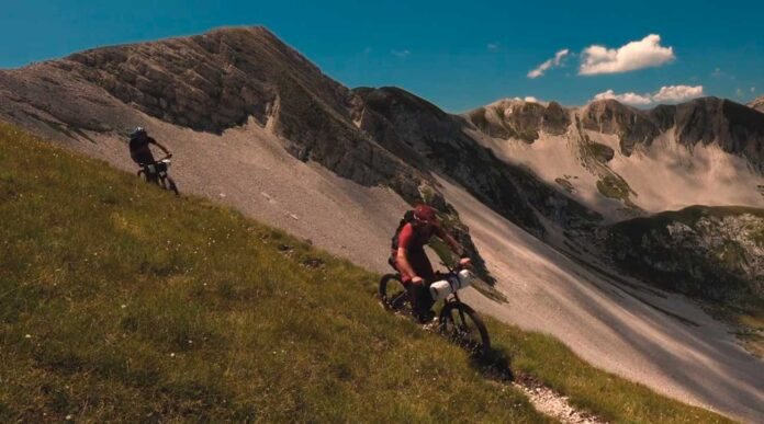 bikepacking por el centrode italia