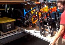 construir un portabicicletas para la furgoneta