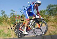 ciclistas más rápidos con temperatura más altas