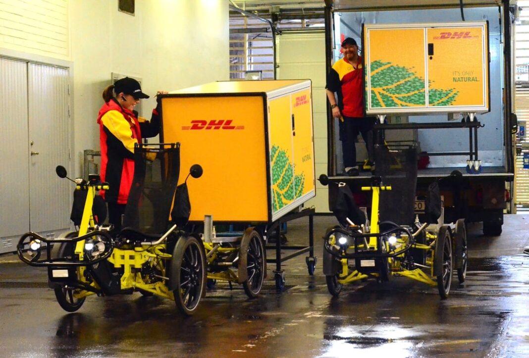 Cuándo-se-comenzara-a-usar-bicicletas-de-carga-en-vez-de-Furgonetas-electricas-BlackFriday-cargo-bike-cargobike-dhl