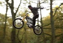 Esto no es una E-Bike. Video de Sam Pilgrim con una motocicleta eléctrica