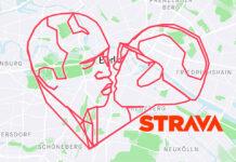 STRAVA celebra los 30 años de la caída del muro de Berlín con esta ruta ciclista