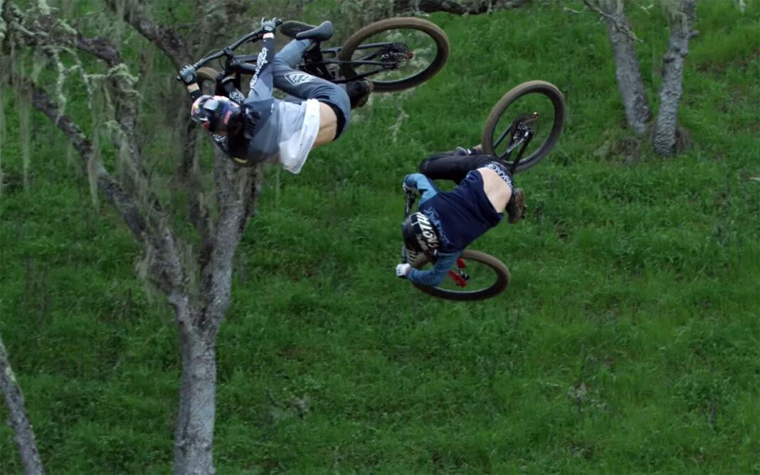Un vídeo de mountain bike ganador de los premios Red Bull Illume