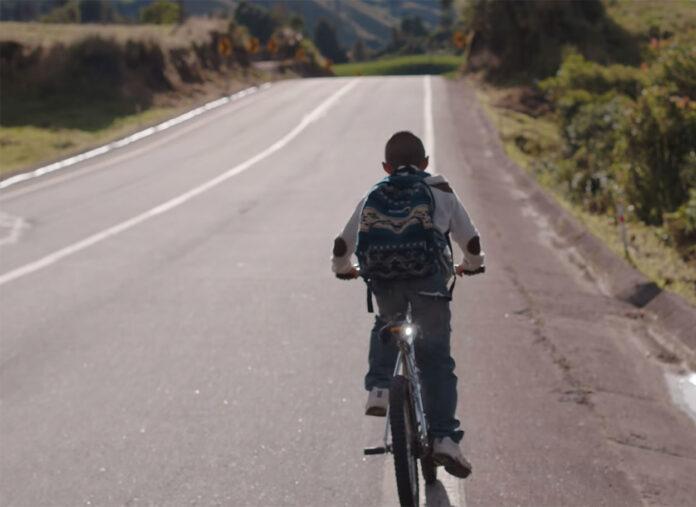 Vídeo: El Ciclista, la pegadiza canción dedicada a Richard Carapaz