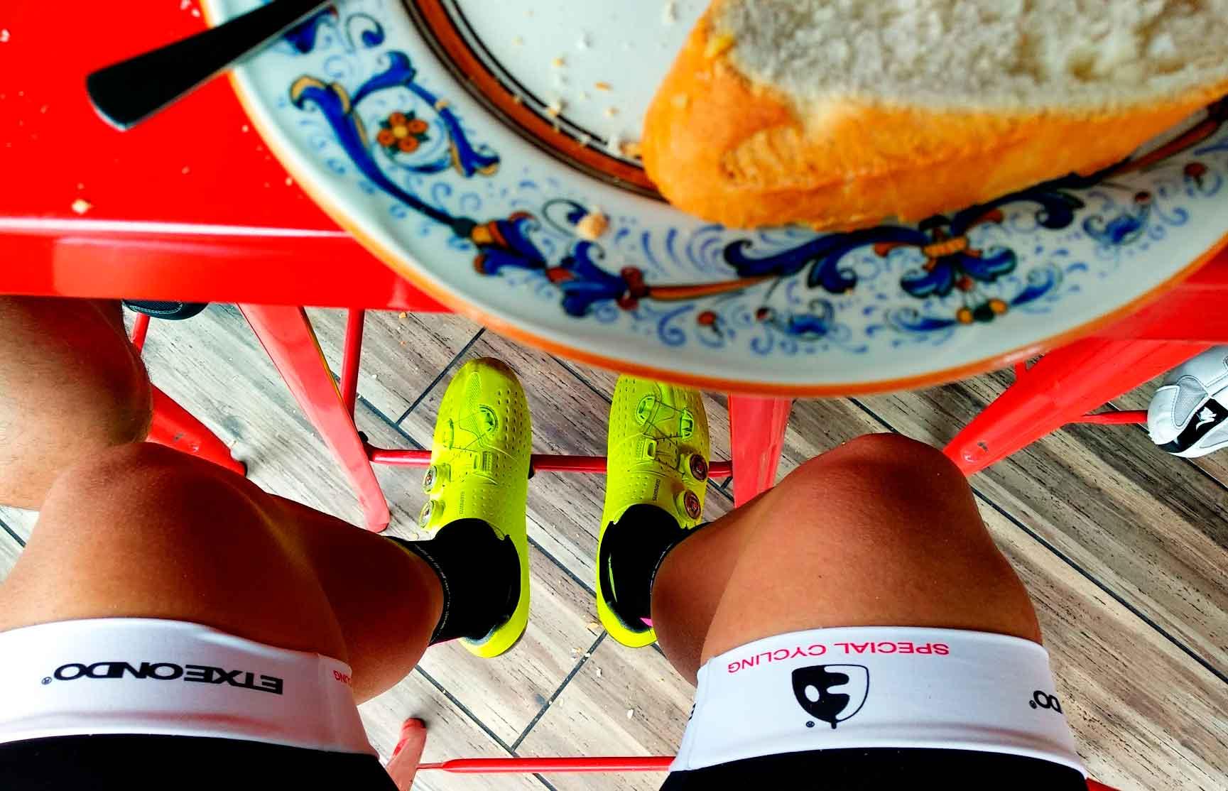 alimentacion vegana en el ciclismo