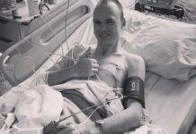 Chris froome de nuevo intervenido en el hospital
