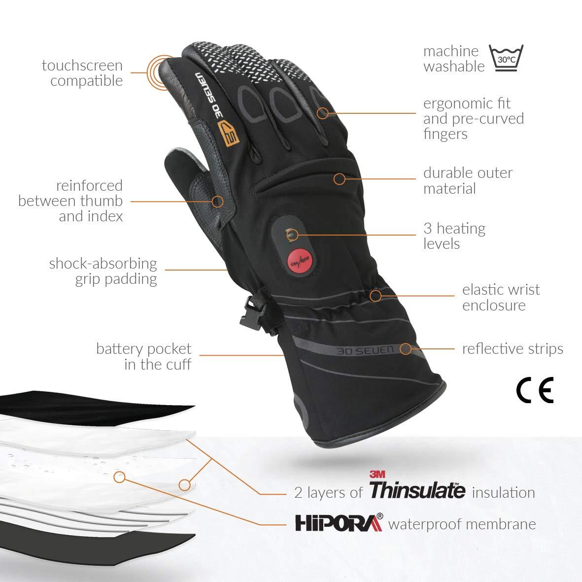 guantes-con-calefaccion-calefactables-bicicleta-ciclismo-baratos-bateria-thinsulate