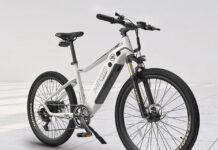 ¿Bicicleta de montaña eléctrica por 500€? Así es la nueva Ebike Xiaomi HIMO C26