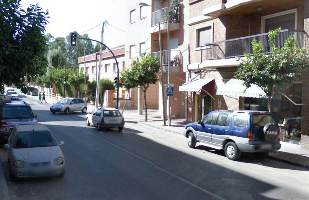 Fallece-un-ciclista-con-múltiples-fracturas-al-ser-atropellado-por-un-conductor-en-Murcia