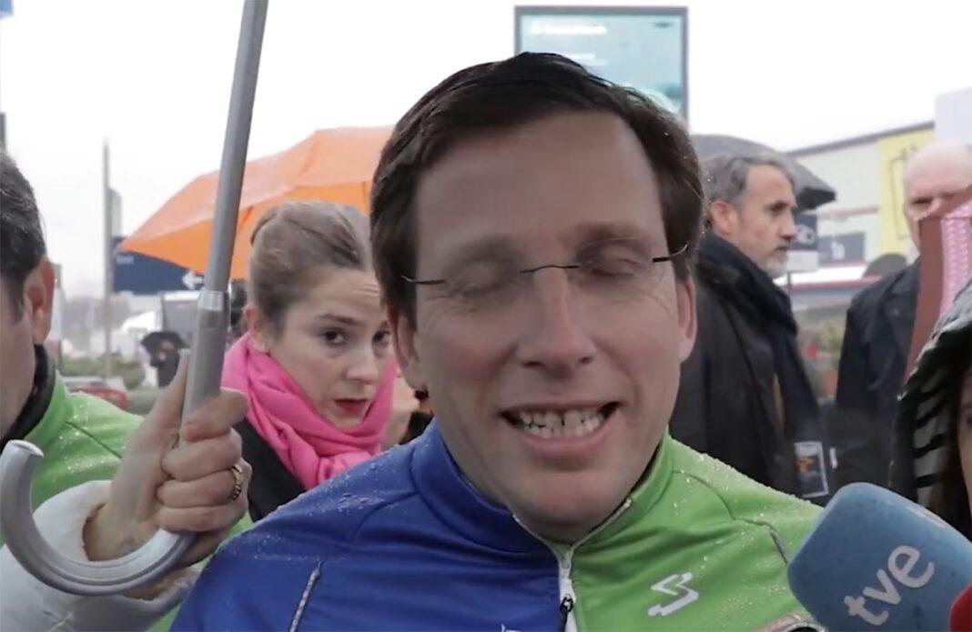 José Luis Martínez-Almeida participará en la Quebrantahuesos 2020