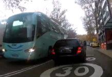 Las trabas de la Policía para denunciar a conductores imprudentes por requerimiento en Madrid