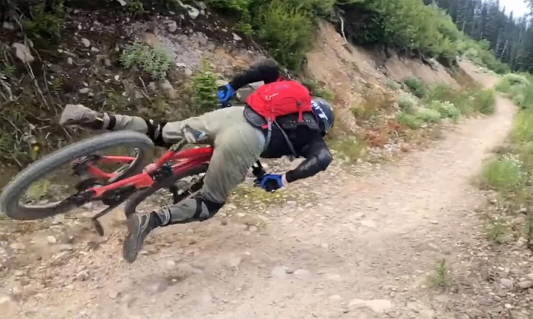 Vídeo: Cuidado con las bicis, que las carga el diablo
