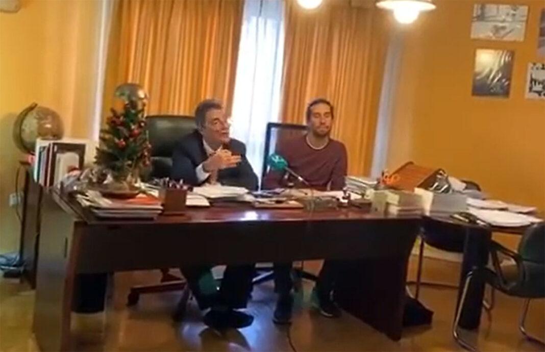 Vídeo: Declaraciones de Pedro Romero Ocampo por su positivo confirmado