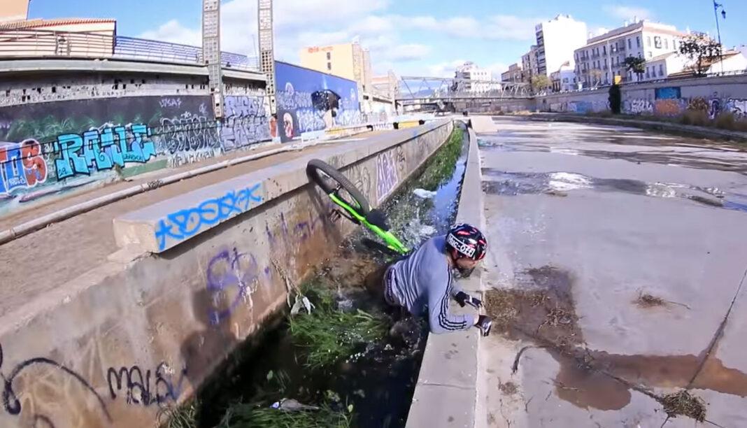 Vídeo: Inspired in Malaga - El legado de Danny MacAskill
