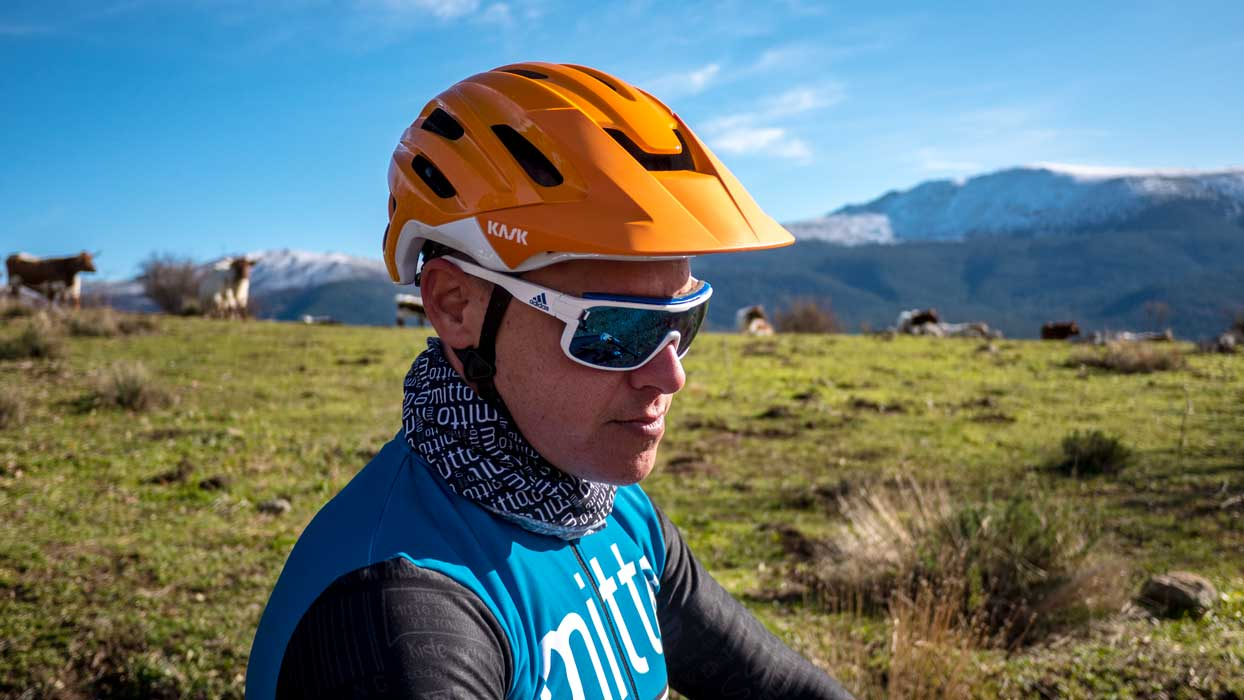 casco kask caipi para mountain bike