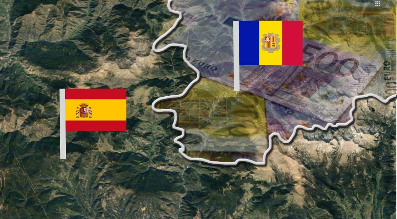 ciclistas españoles tributan en andorra